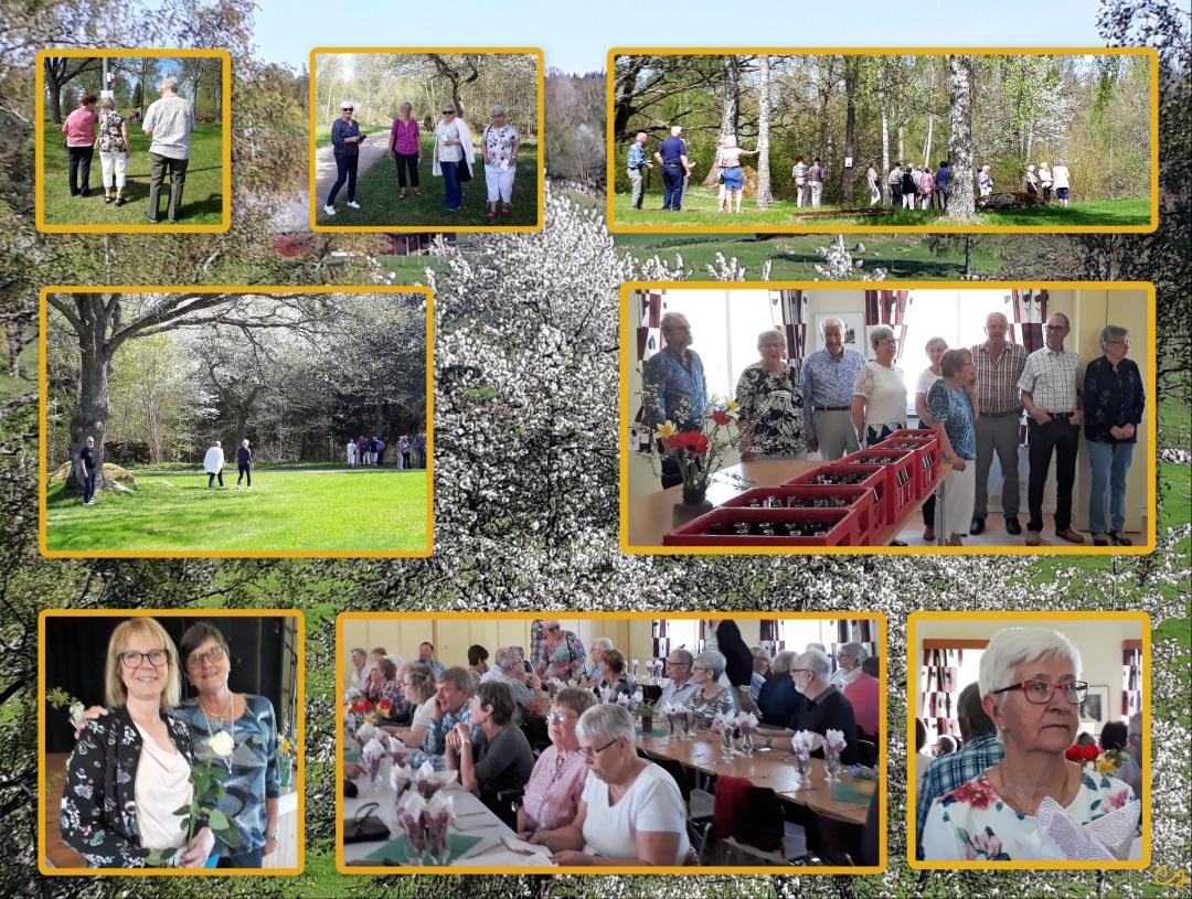 Vimmerbys SPFare på vårfest i Vimmerby 8 maj 2018